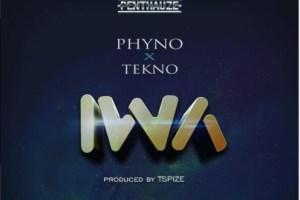 Phyno - Iwa Ft. Tekno